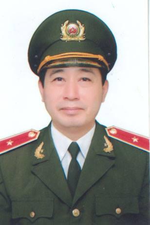 Thiếu tướng Lê Đình Nhường