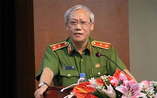 Trung tướng Nguyễn Công Sơn