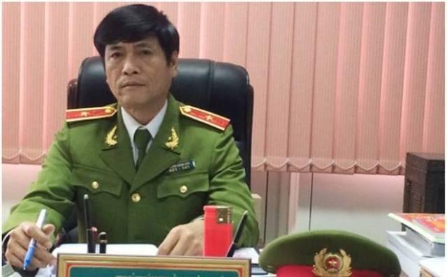 Thiếu tướng Nguyễn Thanh Hóa