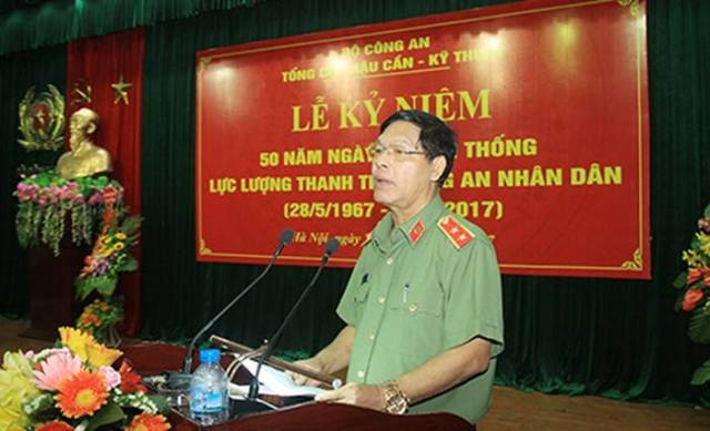 Trung tướng Ksor Nham
