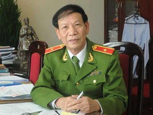 Thiếu tướng Nguyễn Đức Thịnh
