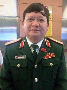 Thiếu tướng Đặng Ngọc Nghĩa